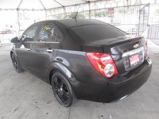 2013 Chevrolet Sonic LTZ Gardena, California 1
