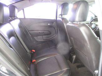 2013 Chevrolet Sonic LTZ Gardena, California 12