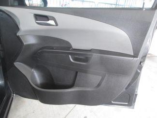 2013 Chevrolet Sonic LTZ Gardena, California 13