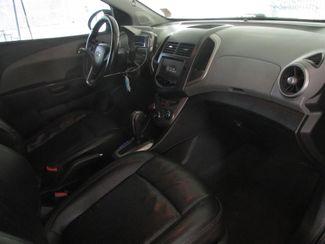 2013 Chevrolet Sonic LTZ Gardena, California 8