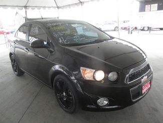2013 Chevrolet Sonic LTZ Gardena, California 3