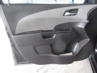 2013 Chevrolet Sonic LTZ Gardena, California 9