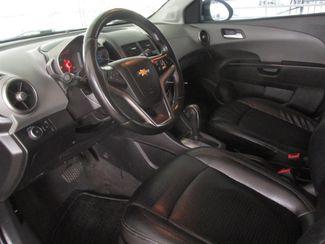 2013 Chevrolet Sonic LTZ Gardena, California 4