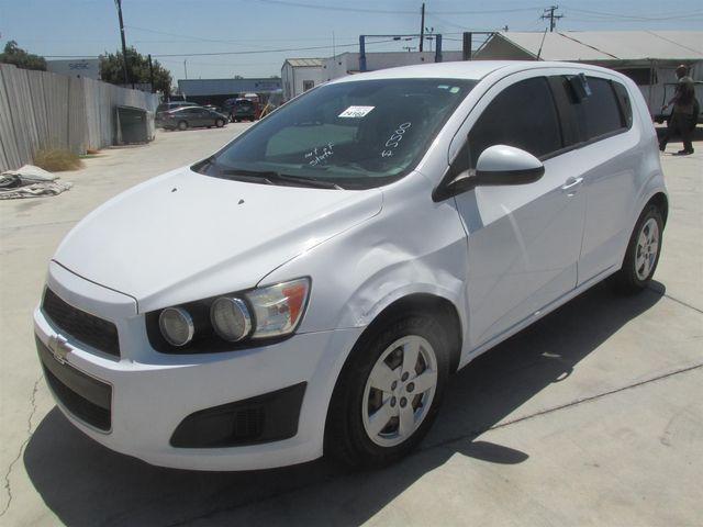 2013 Chevrolet Sonic LS Gardena, California