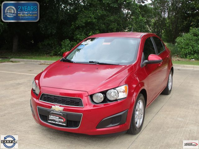 2013 Chevrolet Sonic LT in Garland