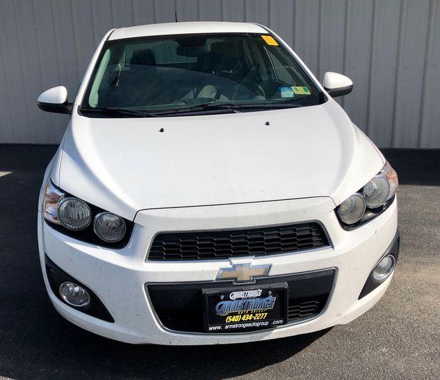 2013 Chevrolet Sonic LT