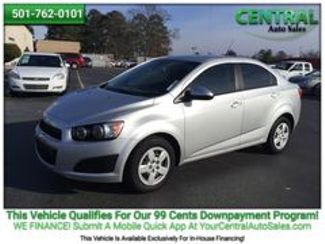 2013 Chevrolet Sonic LS   Hot Springs, AR   Central Auto Sales in Hot Springs AR