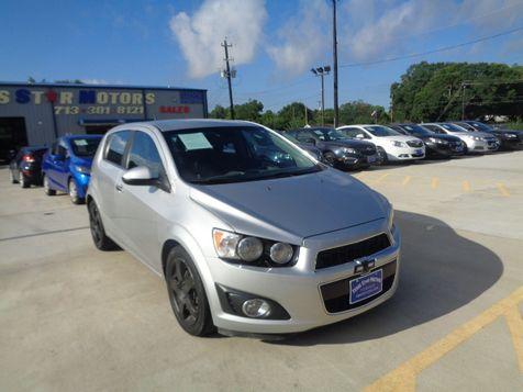 2013 Chevrolet Sonic LTZ in Houston