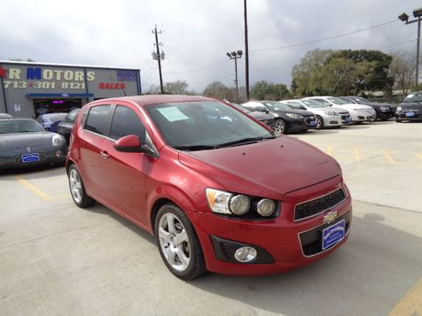 2013 Chevrolet Sonic LTZ in Houston