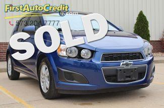 2013 Chevrolet Sonic LT in Jackson MO, 63755