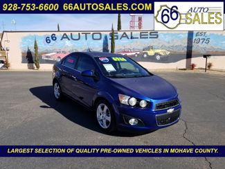 2013 Chevrolet Sonic LTZ in Kingman, Arizona 86401