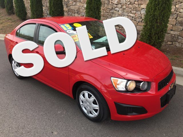 2013 Chevrolet-2 Owner! Showroom Condition! Sonic-BUY HERE PAY HERE OR $500 DN WAC!!  2LS-CARMARTSOUTH.COM Knoxville, Tennessee