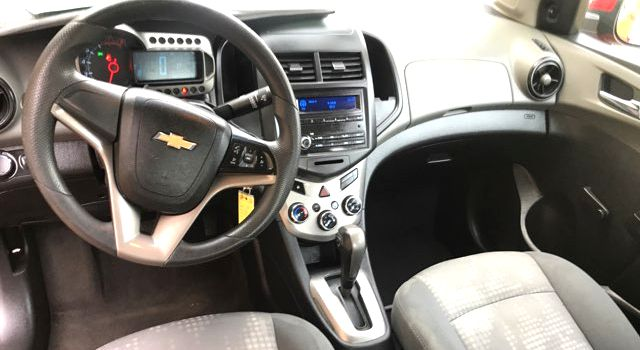 2013 Chevrolet-2 Owner! Showroom Condition! Sonic-BUY HERE PAY HERE OR $500 DN WAC!!  2LS-CARMARTSOUTH.COM Knoxville, Tennessee 8