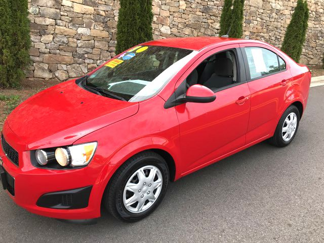 2013 Chevrolet-2 Owner! Showroom Condition! Sonic-BUY HERE PAY HERE OR $500 DN WAC!!  2LS-CARMARTSOUTH.COM Knoxville, Tennessee 2