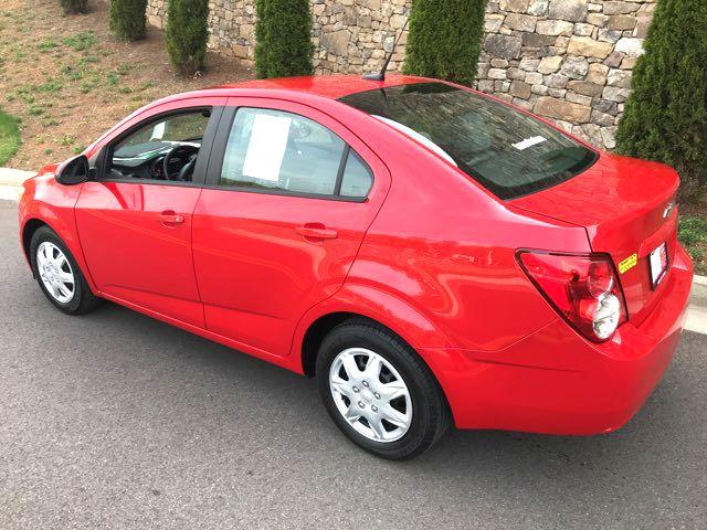 2013 Chevrolet-2 Owner! Showroom Condition! Sonic-BUY HERE PAY HERE OR $500 DN WAC!!  2LS-CARMARTSOUTH.COM Knoxville, Tennessee 5