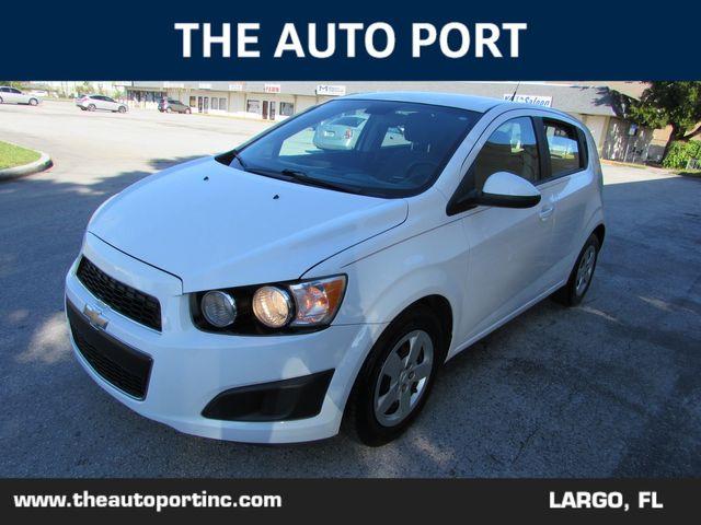 2013 Chevrolet Sonic LS in Largo, Florida 33773