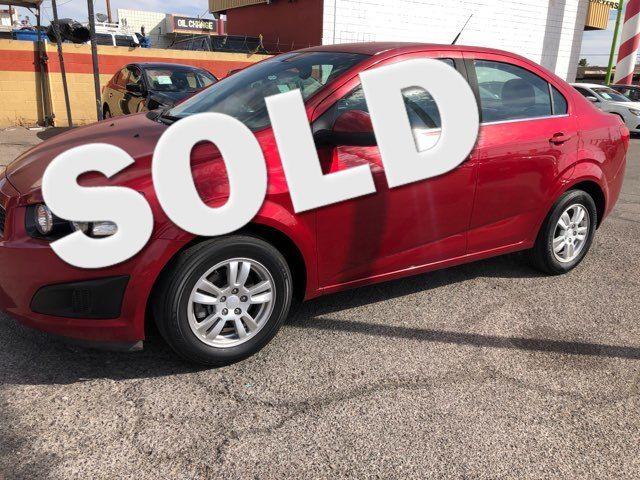 2013 Chevrolet Sonic LT CAR PROS AUTO CENTER (702) 405-9905 Las Vegas, Nevada