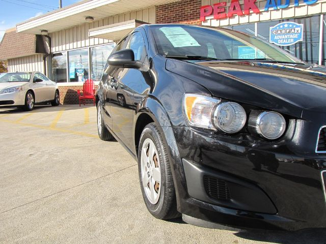2013 Chevrolet Sonic LS in Medina OHIO, 44256