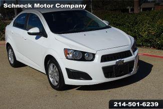 2013 Chevrolet Sonic LT in Plano TX, 75093