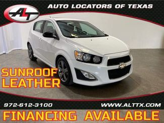 2013 Chevrolet Sonic RS in Plano, TX 75093