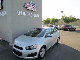 2013 Chevrolet Sonic LT in Sacramento CA, 95825