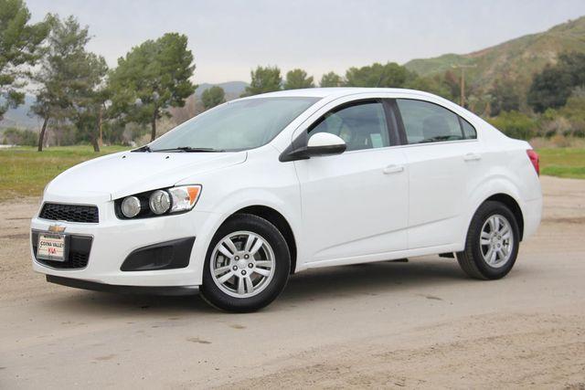 2013 Chevrolet Sonic LT Santa Clarita, CA 1