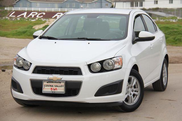2013 Chevrolet Sonic LT Santa Clarita, CA 4