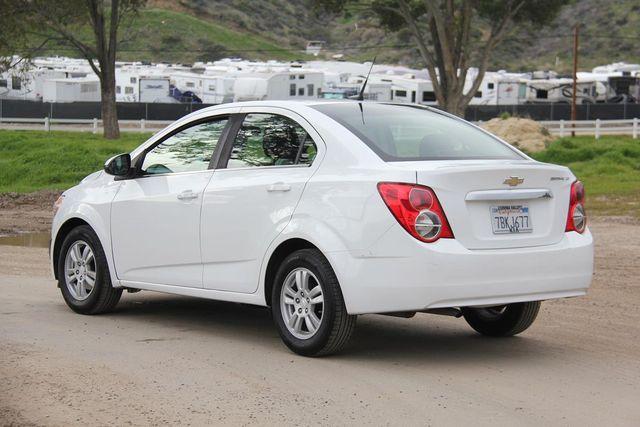2013 Chevrolet Sonic LT Santa Clarita, CA 5