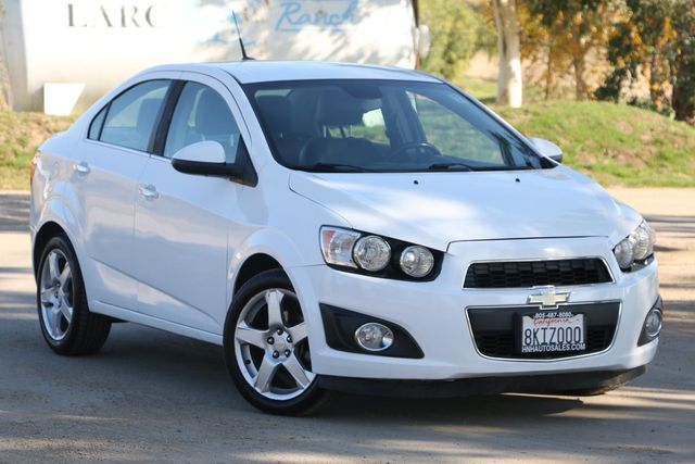 2013 Chevrolet Sonic LTZ Santa Clarita, CA 3