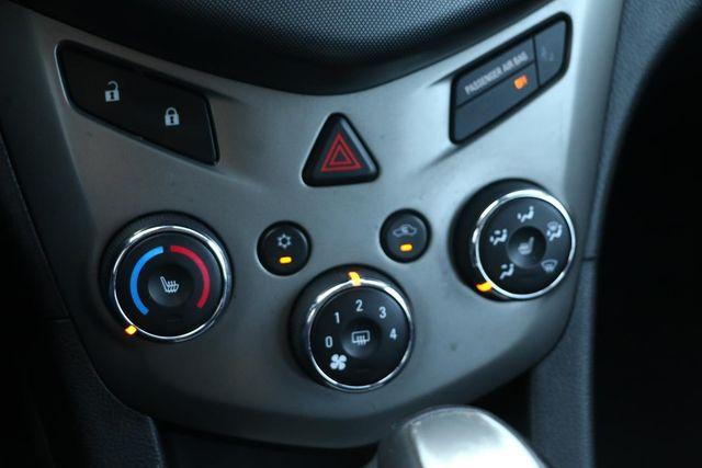 2013 Chevrolet Sonic LTZ Santa Clarita, CA 22