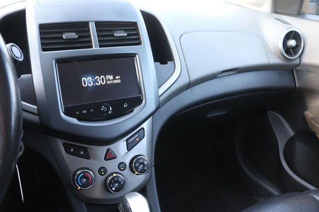2013 Chevrolet Sonic LTZ Santa Clarita, CA 17