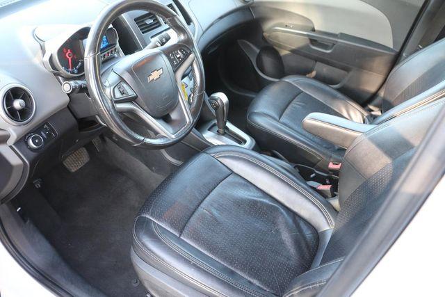 2013 Chevrolet Sonic LTZ Santa Clarita, CA 9