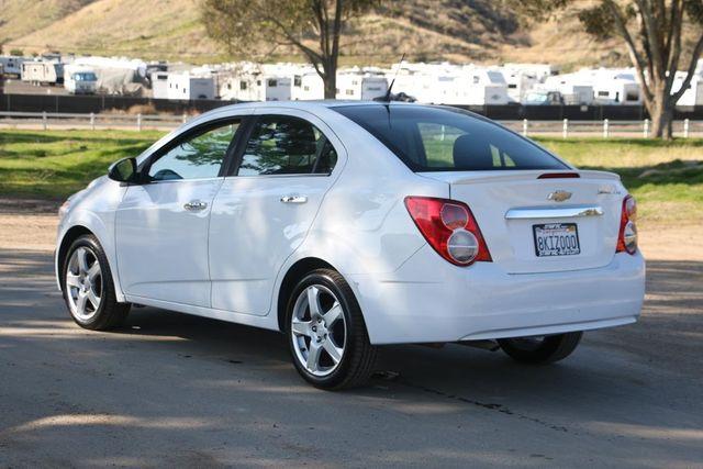 2013 Chevrolet Sonic LTZ Santa Clarita, CA 5