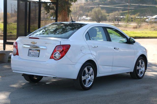2013 Chevrolet Sonic LTZ Santa Clarita, CA 6