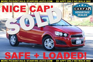2013 Chevrolet Sonic LT Santa Clarita, CA