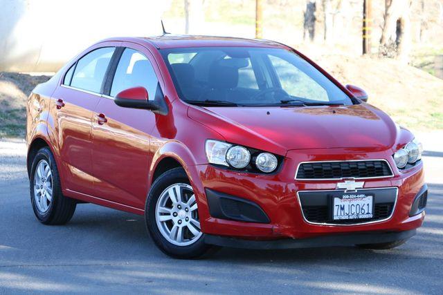 2013 Chevrolet Sonic LT Santa Clarita, CA 3