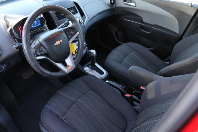 2013 Chevrolet Sonic LT Santa Clarita, CA 8