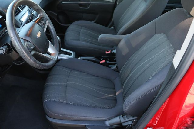 2013 Chevrolet Sonic LT Santa Clarita, CA 13