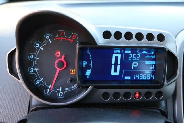 2013 Chevrolet Sonic LT Santa Clarita, CA 17