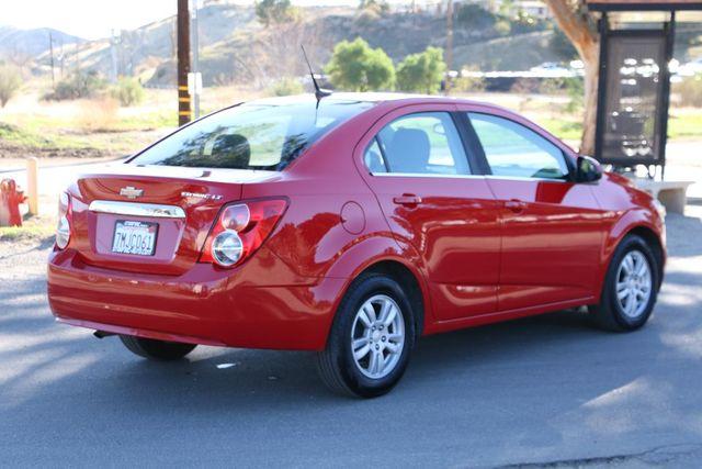 2013 Chevrolet Sonic LT Santa Clarita, CA 6