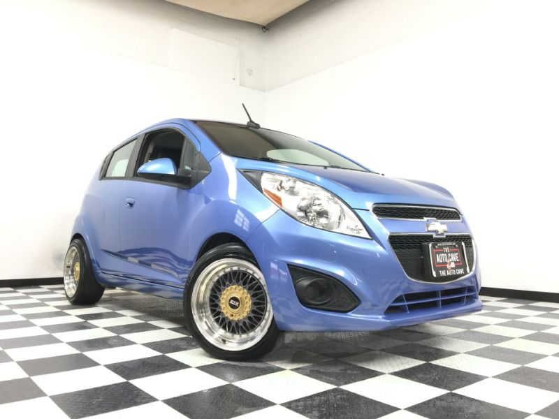 2013 Chevrolet Spark *Get APPROVED In Minutes!* | The Auto Cave