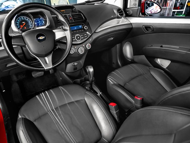 2013 Chevrolet Spark LS Burbank, CA 9