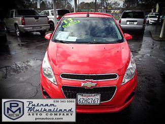 2013 Chevrolet Spark LT Chico, CA 1