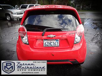 2013 Chevrolet Spark LT Chico, CA 5