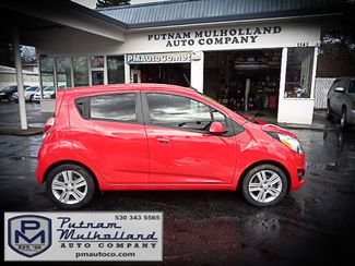 2013 Chevrolet Spark LT Chico, CA 7