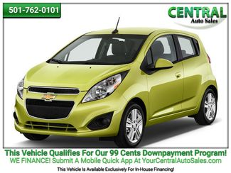 2013 Chevrolet Spark LS   Hot Springs, AR   Central Auto Sales in Hot Springs AR