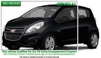 2013 Chevrolet Spark LT   Hot Springs, AR   Central Auto Sales in Hot Springs AR