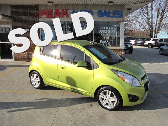 2013 Chevrolet Spark LS in Medina, OHIO 44256
