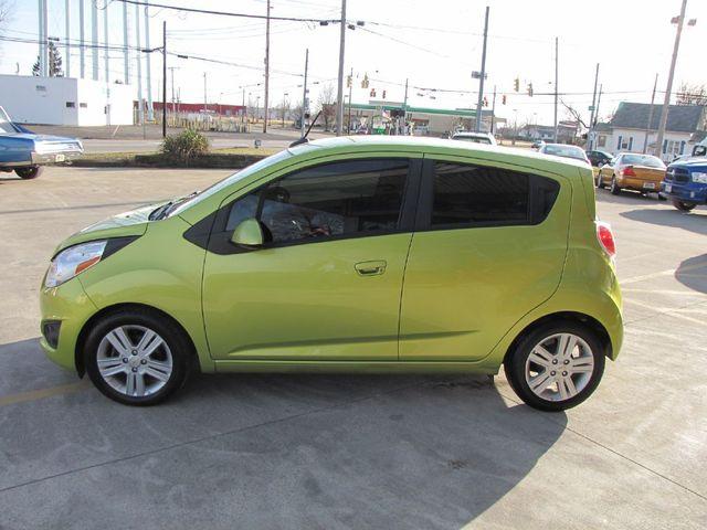 2013 Chevrolet Spark LS in Medina, OHIO 44256