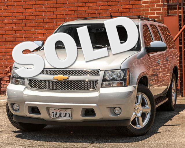 2013 Chevrolet Suburban LTZ Burbank, CA